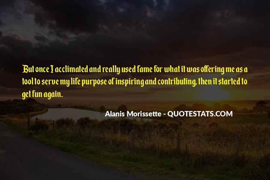 Alanis Morissette Quotes #281656