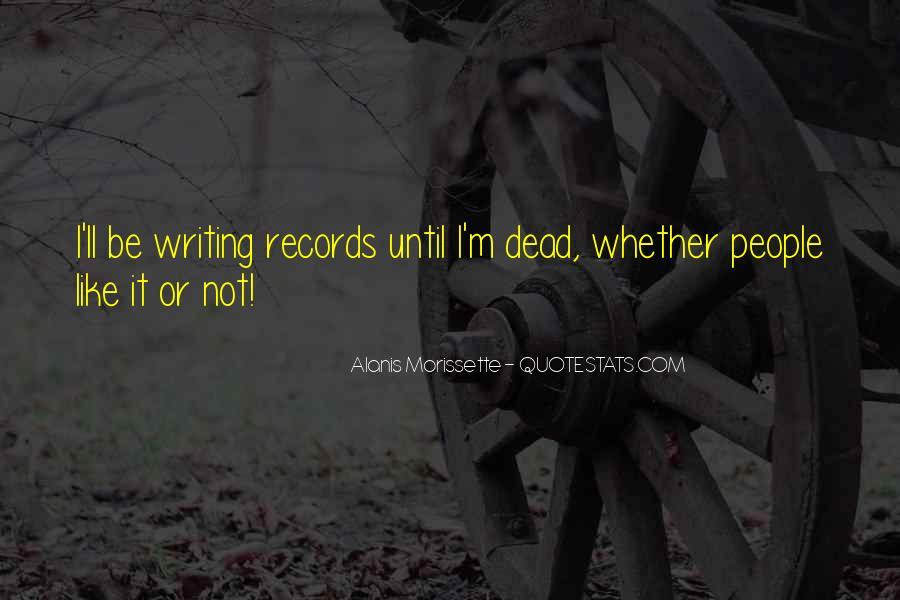 Alanis Morissette Quotes #313886