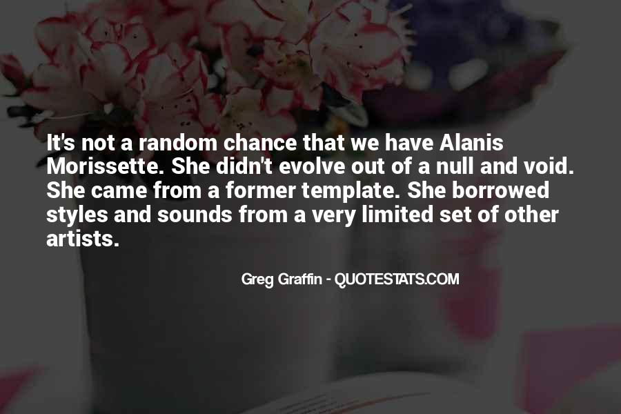 Alanis Morissette Quotes #434247