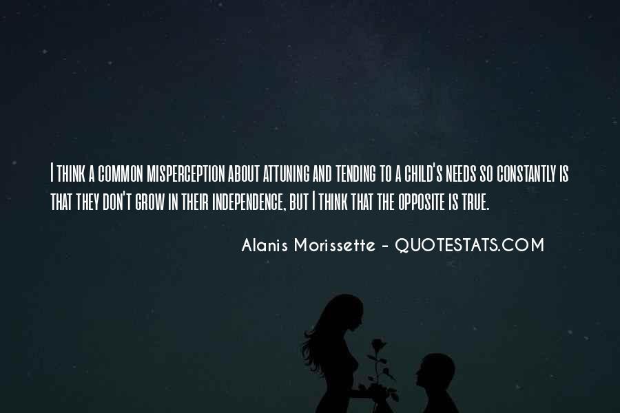 Alanis Morissette Quotes #436155