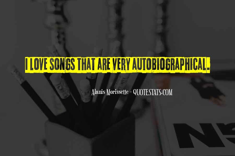 Alanis Morissette Quotes #453800