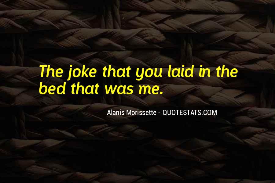 Alanis Morissette Quotes #497468