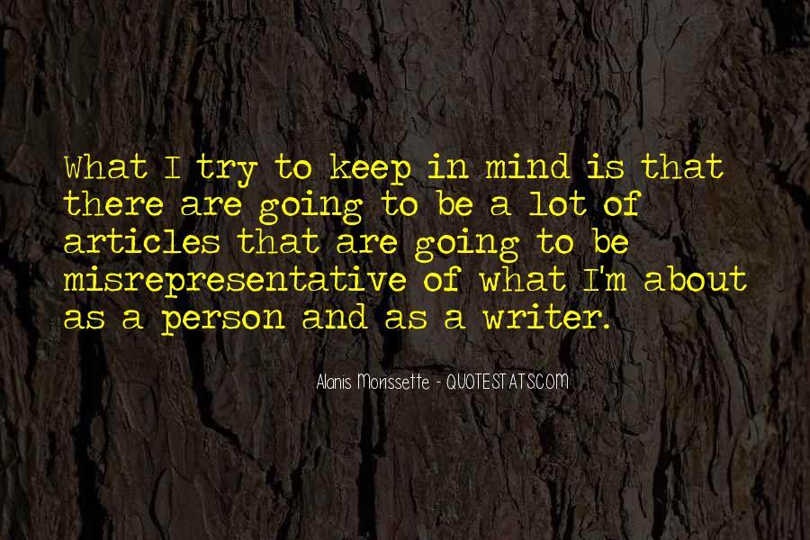 Alanis Morissette Quotes #524564
