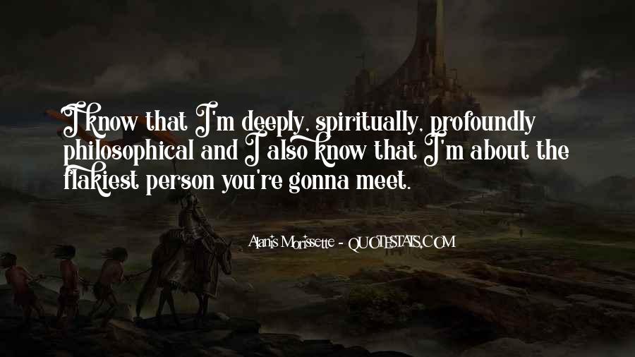 Alanis Morissette Quotes #526917