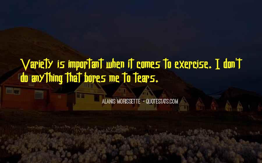 Alanis Morissette Quotes #608498