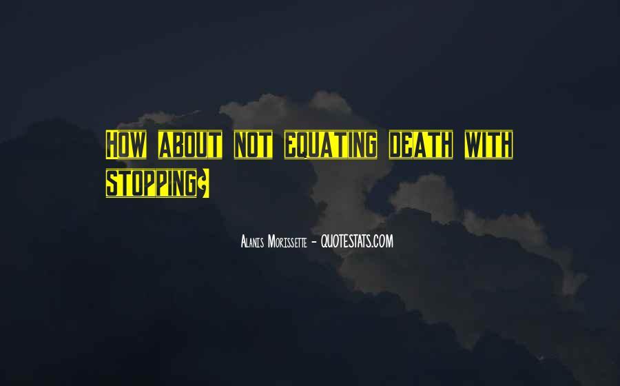 Alanis Morissette Quotes #665736