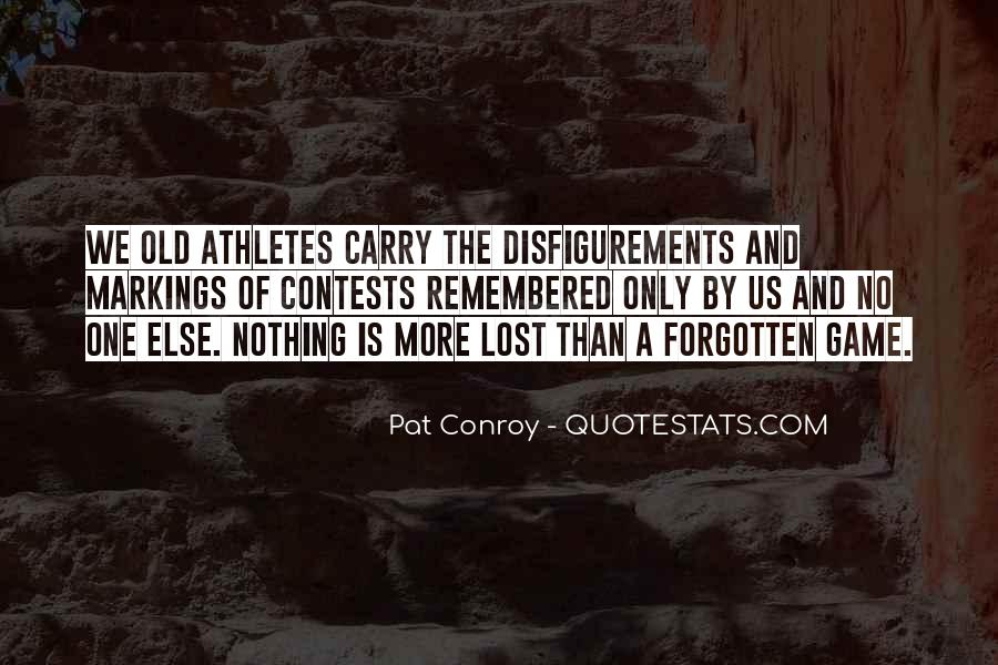 Quotes About Sports Inspirational #1013005