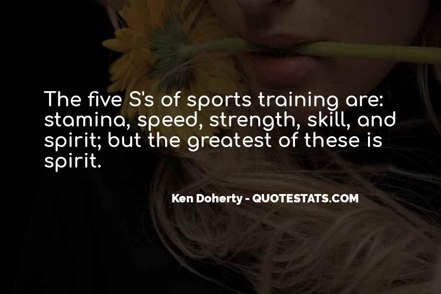 Quotes About Sports Inspirational #1051427