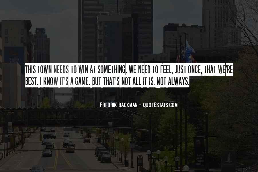Quotes About Sports Inspirational #1338291