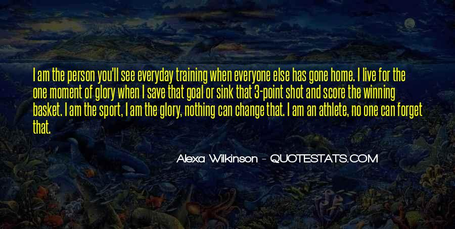 Quotes About Sports Inspirational #1372448