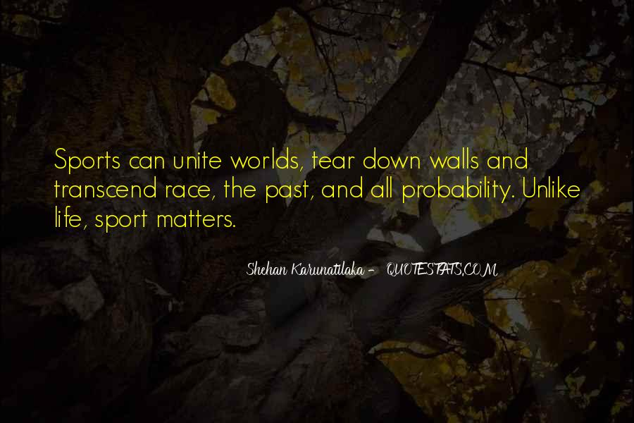 Quotes About Sports Inspirational #1518448