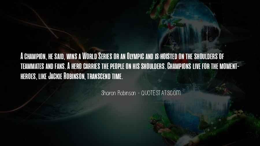 Quotes About Sports Inspirational #168421