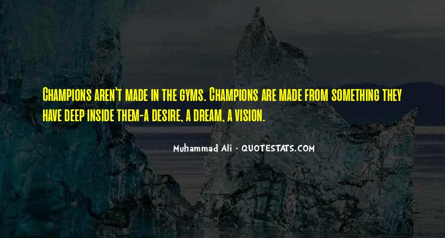 Quotes About Sports Inspirational #619686