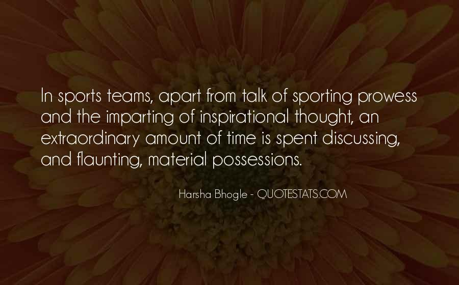 Quotes About Sports Inspirational #64169