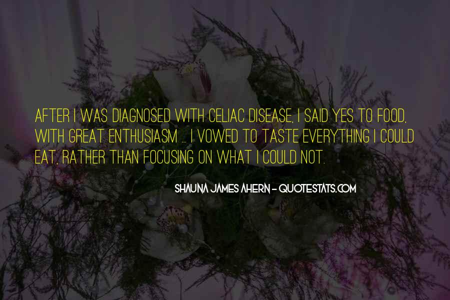 Quotes About Celiac #919649
