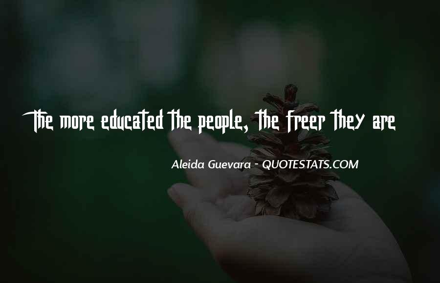 Aleida Guevara Quotes #1005213
