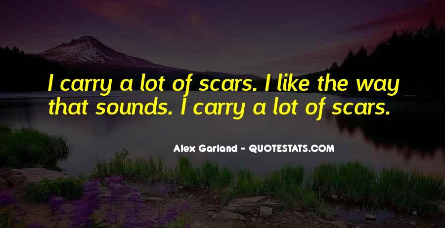 Alex Garland Quotes #1292153