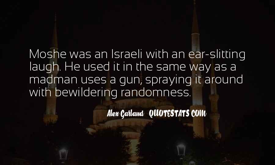 Alex Garland Quotes #1493646
