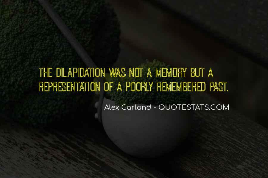 Alex Garland Quotes #1655141
