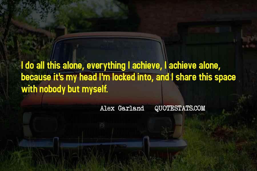 Alex Garland Quotes #213633