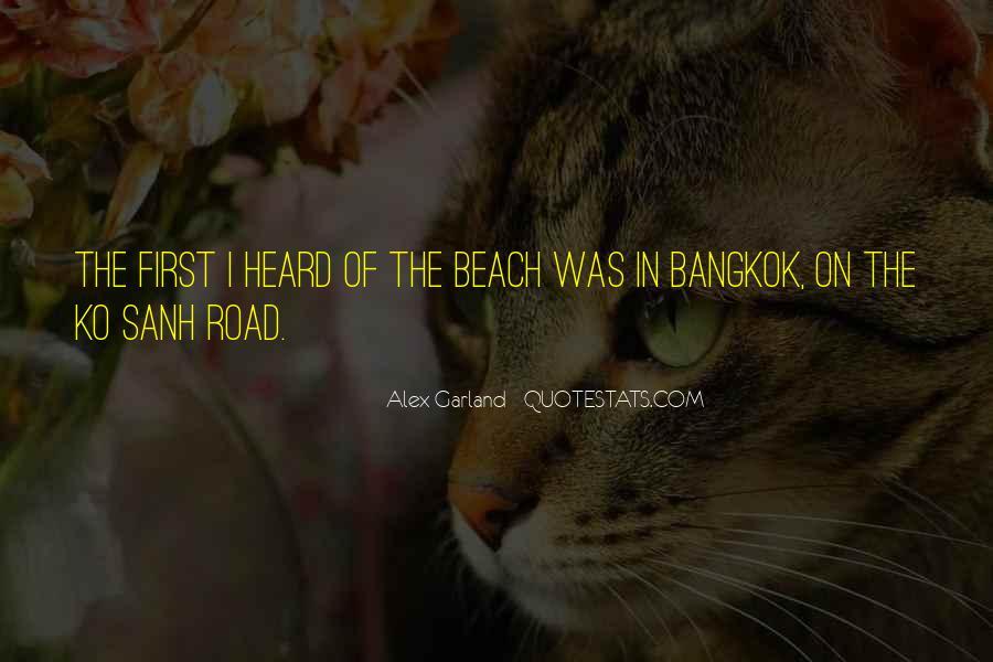 Alex Garland Quotes #294731
