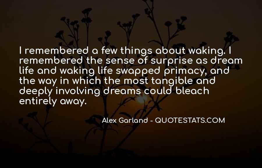 Alex Garland Quotes #364088