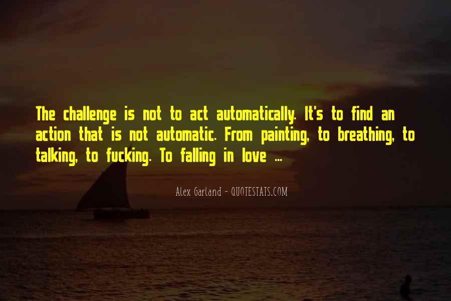Alex Garland Quotes #450401