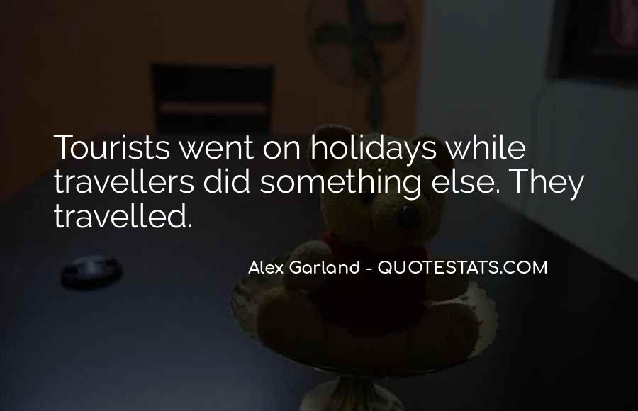Alex Garland Quotes #561998