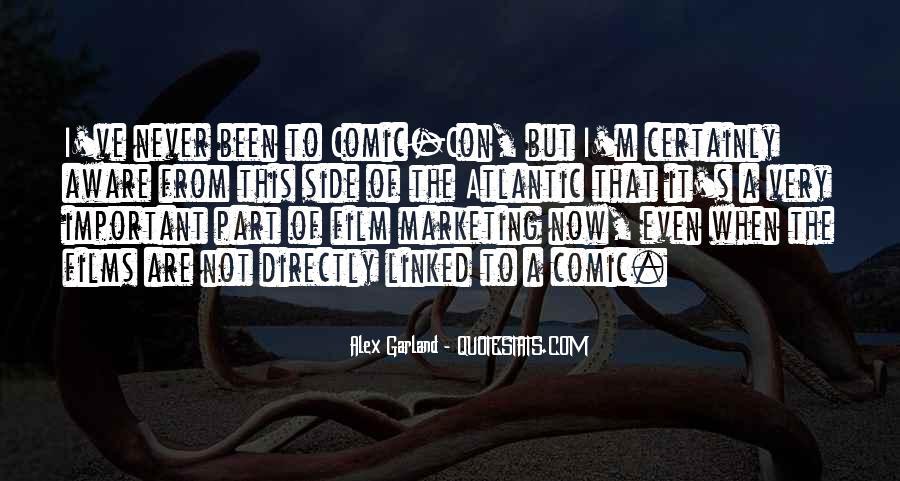 Alex Garland Quotes #572596