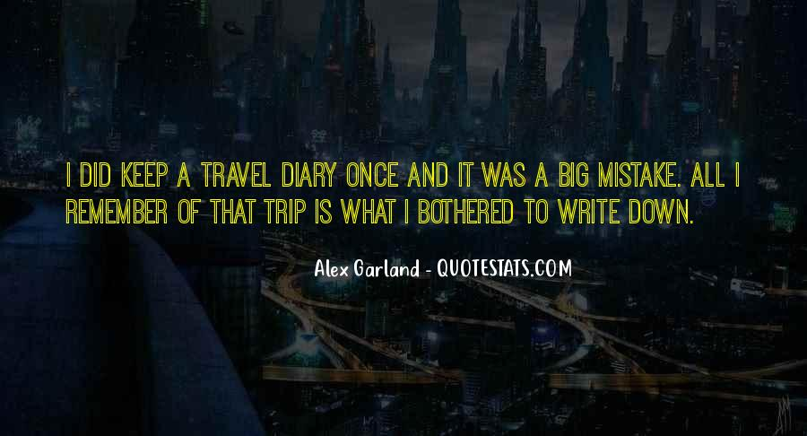 Alex Garland Quotes #951035
