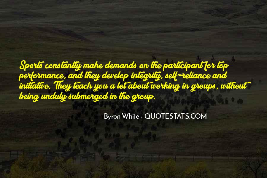 Quotes About Sports Initiative #1272337
