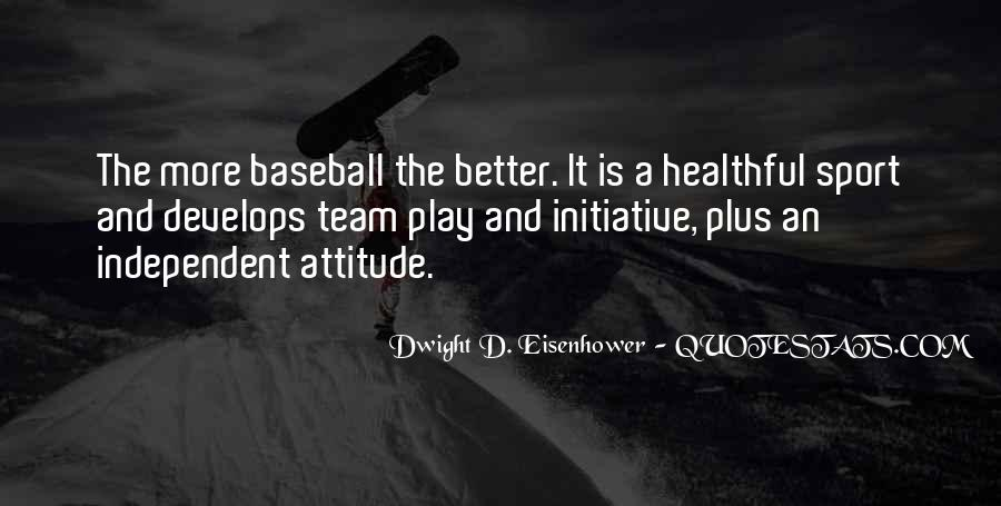Quotes About Sports Initiative #972456