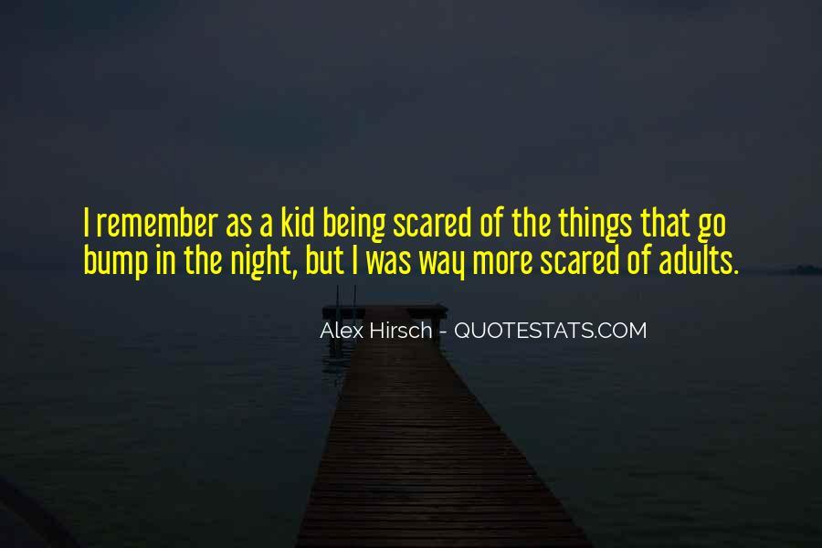 Alex Hirsch Quotes #135222