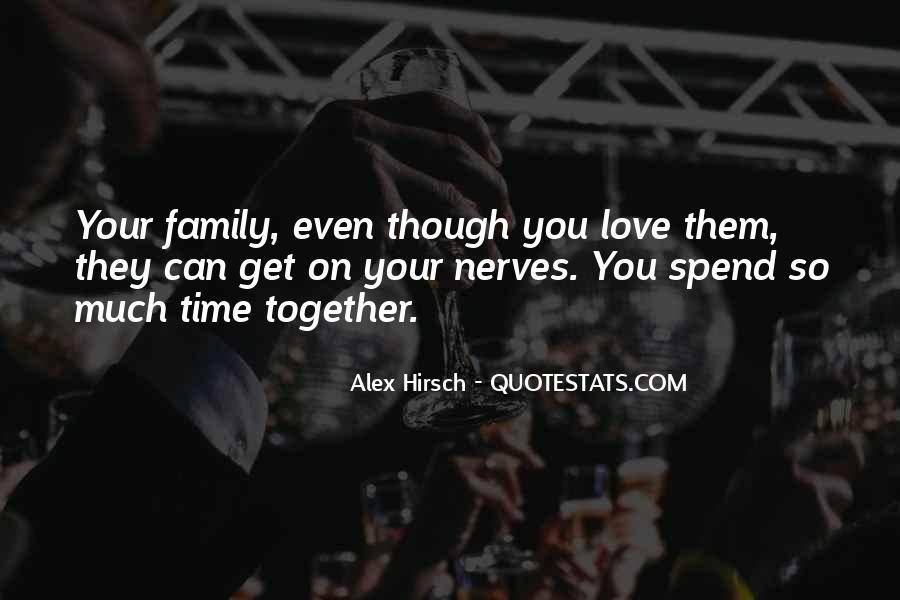 Alex Hirsch Quotes #173833