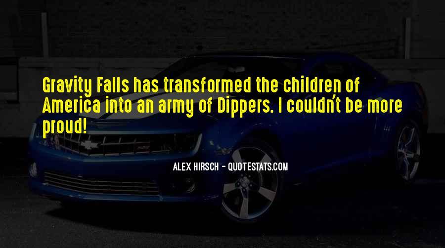 Alex Hirsch Quotes #1782198