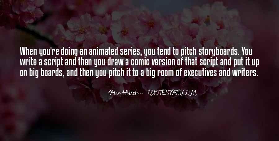 Alex Hirsch Quotes #847219
