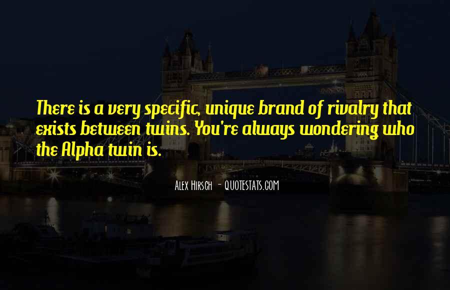 Alex Hirsch Quotes #944388