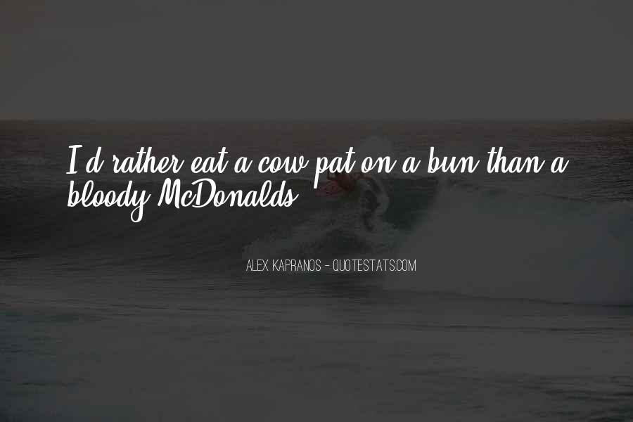 Alex Kapranos Quotes #1345832
