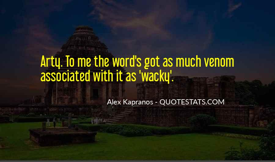 Alex Kapranos Quotes #254031