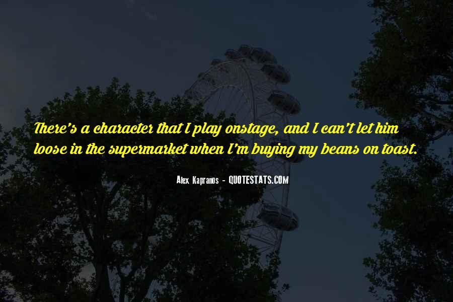 Alex Kapranos Quotes #685697