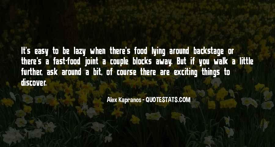 Alex Kapranos Quotes #778966