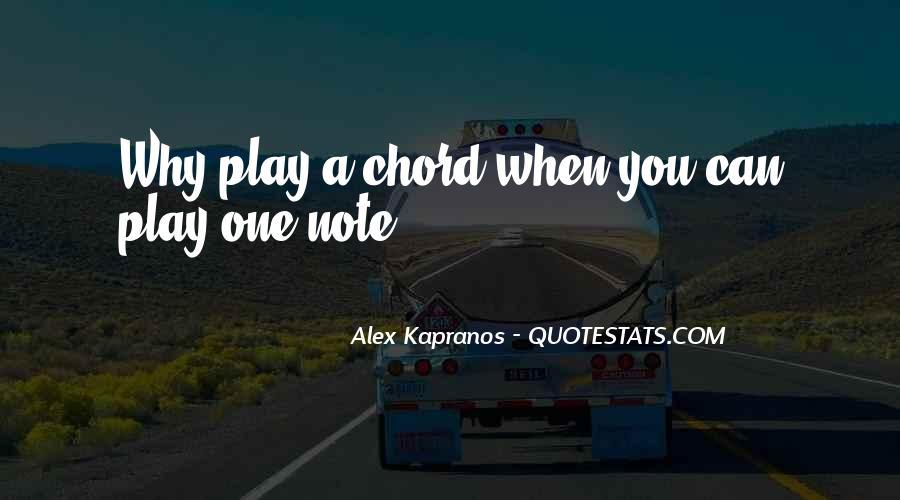 Alex Kapranos Quotes #809400
