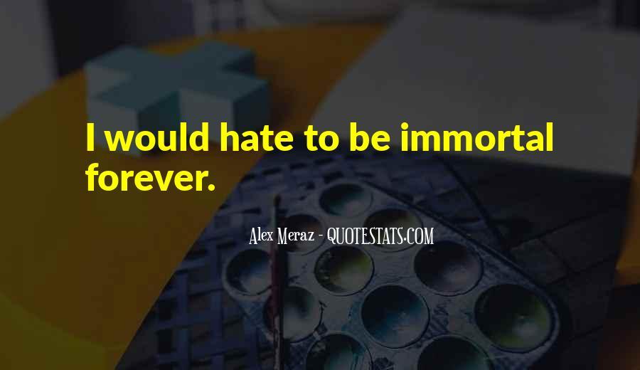 Alex Meraz Quotes #1159990