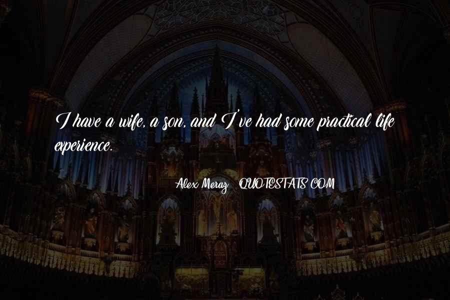 Alex Meraz Quotes #1242193