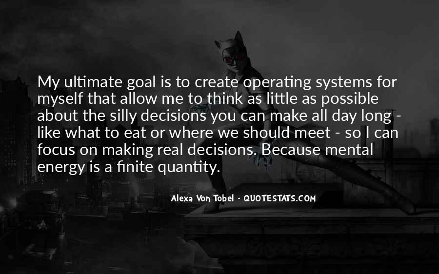 Alexa Von Tobel Quotes #1407602