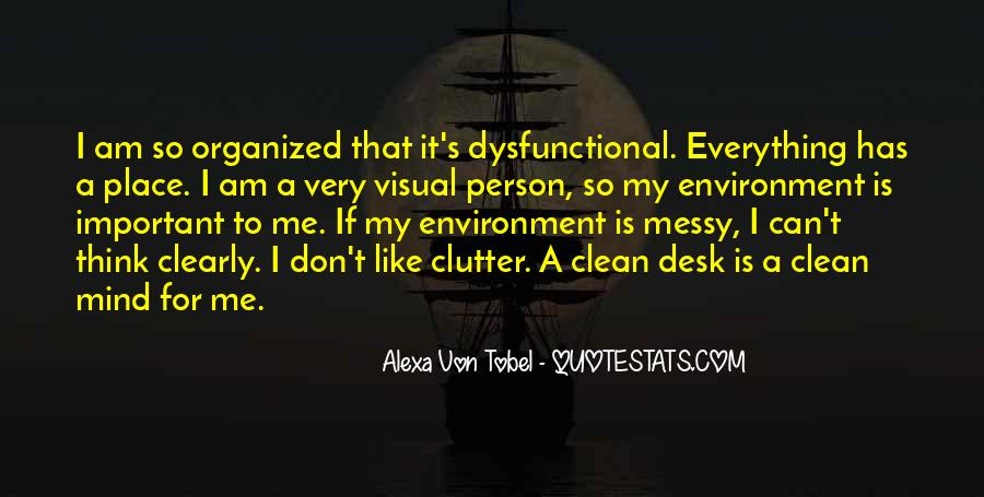 Alexa Von Tobel Quotes #1719407