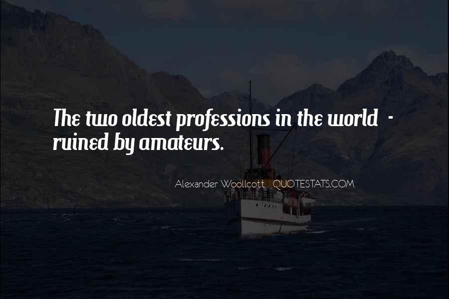 Alexander Woollcott Quotes #1158054