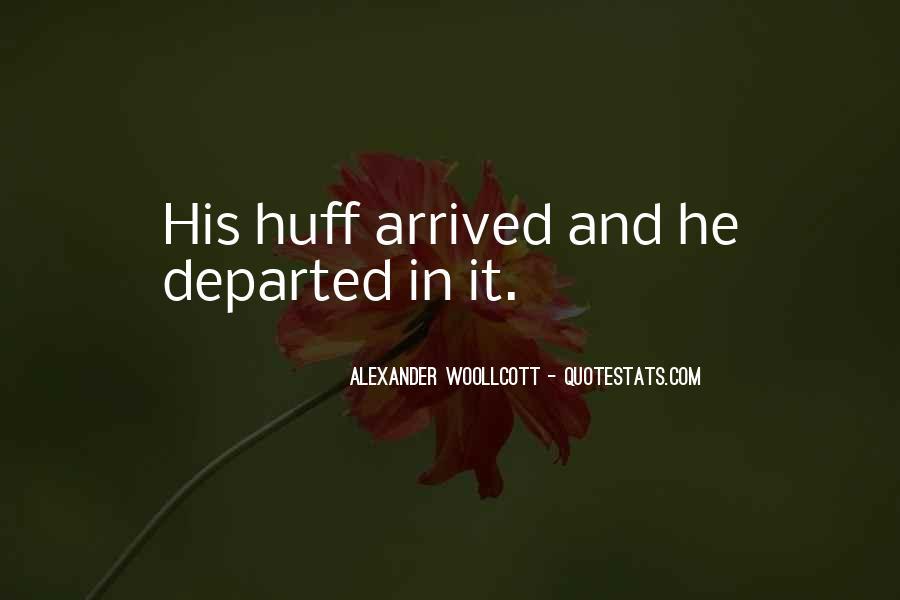 Alexander Woollcott Quotes #1523674