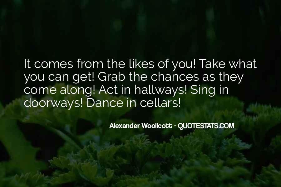 Alexander Woollcott Quotes #664690