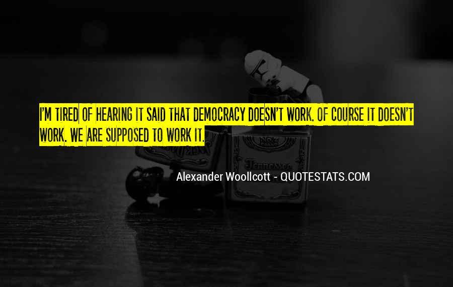Alexander Woollcott Quotes #836699